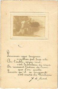 CPA AK A. DE MUSSET WRITER (974659)