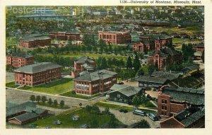 MT, Missoula, Montana University, Robbins No. 9A-430-N