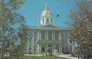 New Hampshire Concord The State House