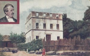 ZANIZBAR, 1900-10s; Livingstone's House