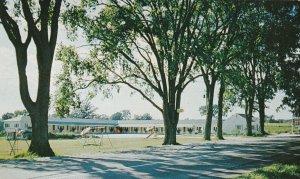 COLCHESTER, Vermont, 1940-60s; Grand View Motel