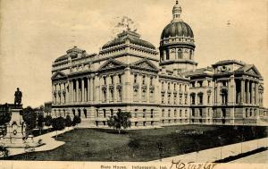IN - Indianapolis. State House
