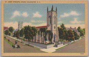 Wilmington, N. C., St. James Episcopal Church -