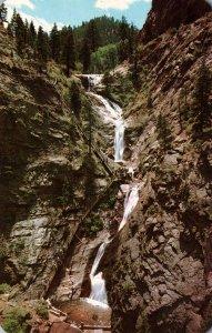 Seven Falls,South Cheyenne Canon,Colorado Springs,CO