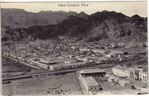 Aden - General View - Real Photo