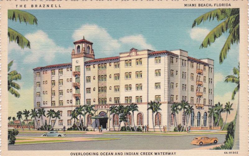 MIAMI BEACH , Florida, 1930-40s