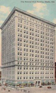 OMAHA, Nebraska, 1911; City National Bank Building