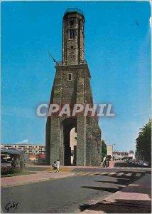 Modern Postcard Calais Calais The Watchtower
