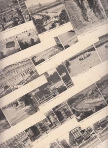 Lot 21 early stereo images stereographic views all LYON France