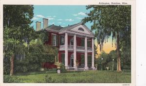 NATCHEZ , Mississippi, 30-40s; Arlington Mansion