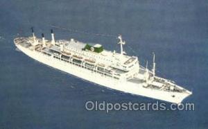 Brasil and Argentina Ship, Ships, Postcard Post Cards  Brasil & Argentina