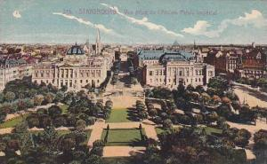 Vue Prise De l'Ancien Palais Imperial, Strasbourg (Bas-Rhin), France, 1900-1910s