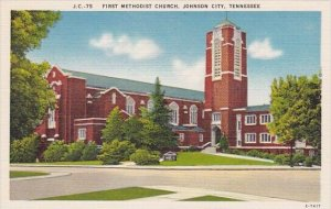 First Methodist Church Johnson City Tennessee