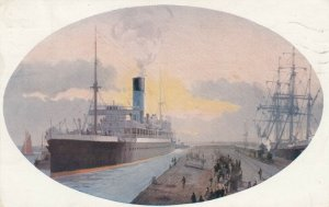 Blue Funnel Line , Liverpool , England , 00-10s