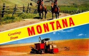 Montana Greetings From Montana