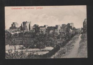 077000 TURKEY Constantinople Les sept murs Jedi Kale Vintage