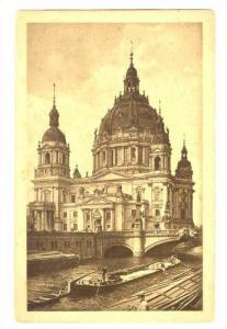 Berlin. Dom von der Burgstrasse, Germany, 00-10s