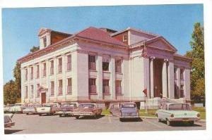 Court House, New Madrid, Missouri, 40-60s