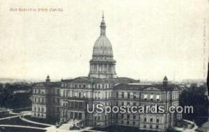 State Capitol Misc MI Unused