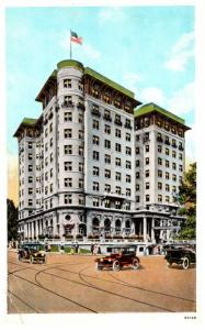Georgia Atlanta , Georgian Terrace Hotel