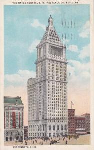 Union Central Life Insurance Co. Bldg , CINCINNATI , Ohio , PU-1924