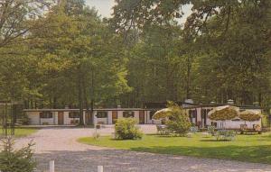 Fawn Motel, 1-75, ROSCOMMON, Michigan, PU-1969