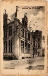 CPA  Bourges - Nouvel Hotel des Postes - Angle de la Rue de la Monnaie  (634519)