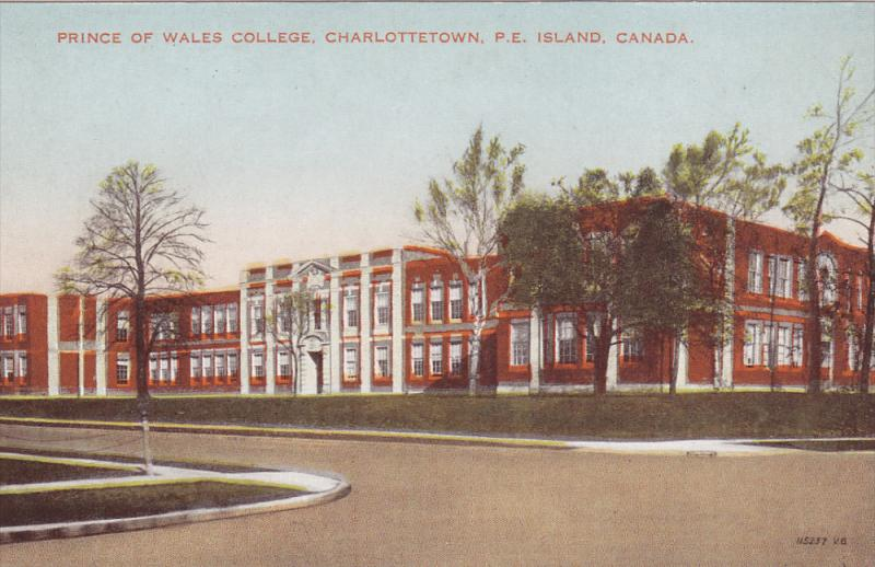 Prince of Wales College , CHARLOTTETOWN , P.E.I. , Canada , 1910s