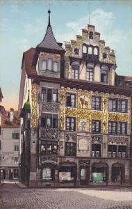 Dornacherhaus, Ein Stuck Aus Dem Alten Luzern, Switzerland, 1910-1920s
