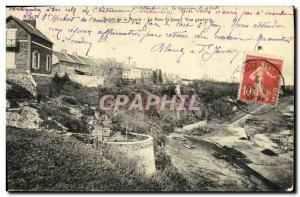 Old Postcard The Banks Of The Rance Port St. Jean Vue Generale