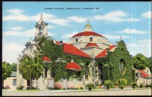 Florida PENSACOLA Christ Church - LINEN