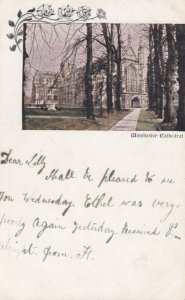 Winchester Cathedral, Hampshire, England, United Kingdom, 1904