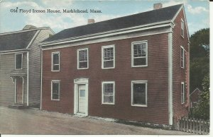 Marblehead, Mass., Old Floyd Ireson House