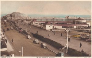 WORTHING , Sussex , England , 10-20s ; Pier & Bandstand ; TUCK