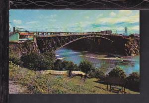 Reversing Falls,St John,NB,Canada Postcard BIN
