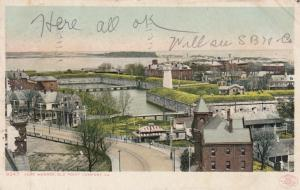 VIRGINIA, PU-1907; Fort Monroe, Old Point Comfort