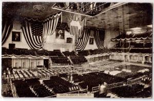 Interior Auditorium, Denver CO