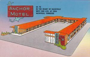 Tennessee Nashville Anchor Motel