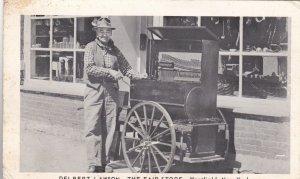 New York Westfield Delbert Lawson Organ Grinder The Fair Store sk0261a