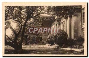 Old Postcard The Facade