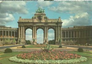 Belgium, Bruxelles, Arcades de Cinquantenaire, Brussels, ...