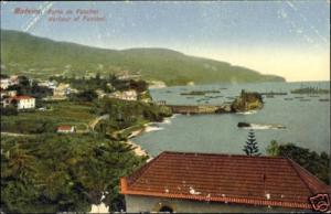 portugal, MADEIRA, Funchal Harbour (1920s)