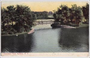 Delaware Park, Buffalo NY