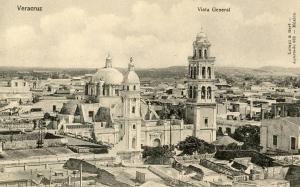 Mexico - Veracruz. General View