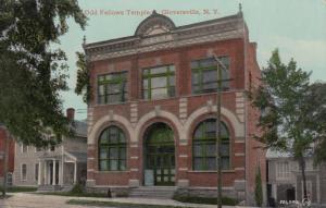 GLOVERSVILLE , New York , 00-10s ; Odd Fellows Temple