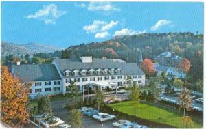 Woodstock Inn Opened 11-1969 in Woodstock Vermont VT