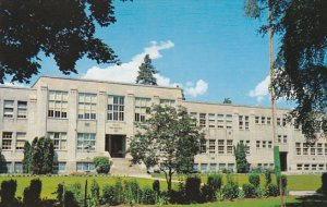 High School Vernon British Columbia Canada
