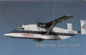 Henson Airlines Piedmont Regional Airline Unused
