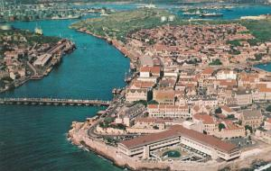 CURACAO, 1940-1960´s; Hotel Curacao Intercontinental, Aerial View
