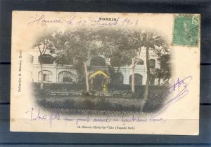 VIET-NAM Indochine - TONKIN Hanoi. Hotel de Ville ( Façade Sud ) 1900's